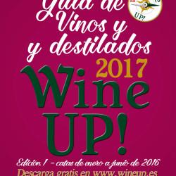 Wine Up! La guía de Vinos y Destilados 2017 ya disponible