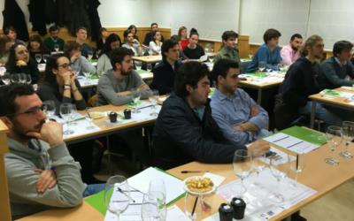 Aula Cultural del Vino CEU  Ribera del Guadiana promueve la cultura del vino en la Universidad CEU San Pablo