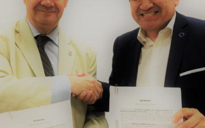 La Escuela Española de Cata y la Asociación Española de Antiguos Alumnos de Escuelas de Hostelería y de Turismo firman acuerdo de colaboración