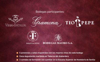 Los mejores vinos de España y sus creadores, juntos en Sevilla en febrero