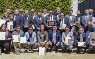 Entregados los Premios AEPEV 2018